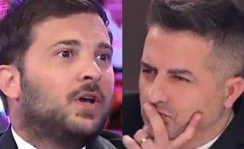Durísimo cruce entre Diego Brancatelli y Ángel De Brito | Diego brancatelli