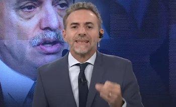 Majul cambia de horario y pidió que vean a Lanata | Televisión