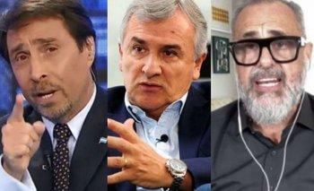 "Feinmann y Rial calificaron de ""nazi"" a Morales | Coronavirus en argentina"