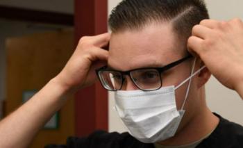 Cómo evitar que los anteojos se empañen al usar barbijo  | Cuarentena obligatoria