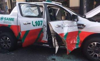 Alberto Crescenti sufrió un accidente automovilístico | Ciudad