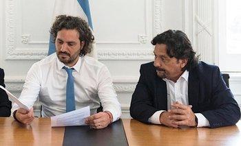 Sáenz solicitó a Nación exceptuar nuevas actividades | Coronavirus en argentina
