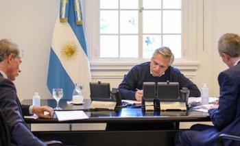 Alberto habló con Macrón sobre el coronavirus y la economía | Coronavirus