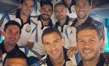 El 'Pocho' Lavezzi, de novio con la ex de un amigo | Selección argentina