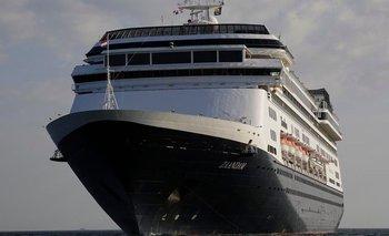 La travesía de un cordobés rehén en un crucero holandés | Coronavirus