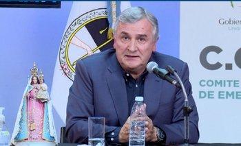 Gerardo Morales, a favor del impuesto a las grandes fortunas | Impuesto a las grandes fortunas