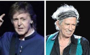 Paul McCartney se refirió a una histórica disputa musical | Música