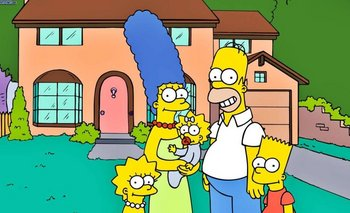 """Un fan de Los Simpson encontró la casa """"real"""" en Google Maps   Curiosidades"""
