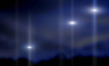 Develan el misterio de las luces en movimiento en el cielo | Fenómenos naturales