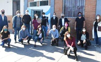 Legisladores de Todos donaron alimentos a curas villeros | Coronavirus en argentina