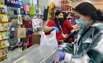 Tierra del Fuego pone límite de tiempo para salir a comprar | Cuarentena obligatoria
