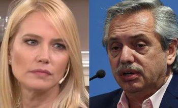 Valeria Mazza contra Alberto por la cuarentena    Coronavirus en argentina