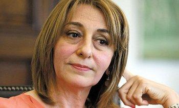 Gils Carbó, explosiva contra Rosenkrantz y Clarín | Apuntó contra su sucesor, casal