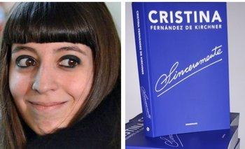 Día del libro: Flor Kirchner habló de Sinceramente | Día internacional del libro