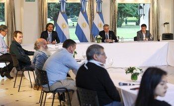 Alberto con dirigentes sociales: preocupa aumento de pobreza | Coronavirus