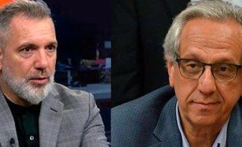 Duggan cruzó a Suárez Lastra y lo hizo pasar vergüenza   Congreso