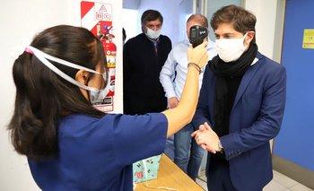 Kicillof respaldó la llegada de médicos cubanos | Coronavirus