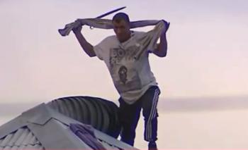 Video: así desarman el techo de la cárcel de Devoto | Televisión