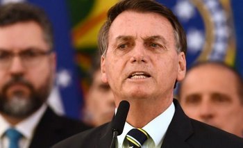 Con un titular de O´Globo, Bolsonaro renovó sus ataques al Gobierno argentino | Brasil