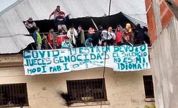 Cárcel de Devoto: crean grupo de trabajo y acuerdan orden  | Coronavirus en argentina