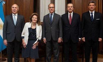 Corte Suprema: Bruglia y Bertuzzi, con un pie afuera de la Cámara | Lawfare