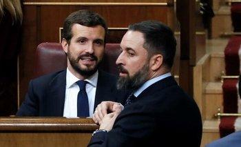 En tiempos de pandemia, la derecha española contraataca | España