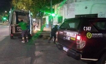 Un conductor atropelló a un motociclista y se dio a la fuga | Quilmes