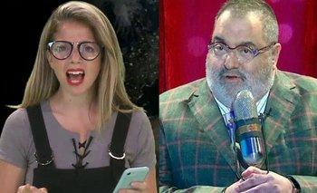 La panelista tucumana rompió el silencio y liquidó a Lanata | Jorge lanata