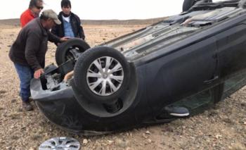 Impactante accidente automovilístico de una diputada nacional | Accidente