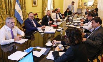Banderazo 12O: Alberto y el gabinete repudiaron a Clarín y al macrismo | Banderazo