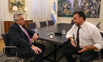 Entrevista completa de Roberto Navarro a Alberto Fernández   El destape radio