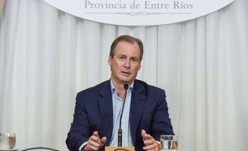 Gustavo Bordet dio positivo de coronavirus | Coronavirus en argentina