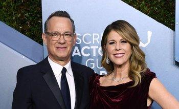 Tom Hanks y su esposa, unidos contra el coronavirus | Hollywood