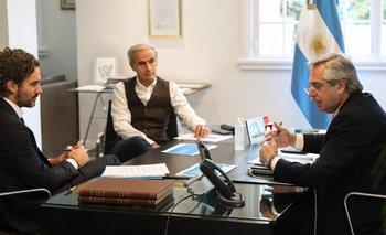 Fernández y Piñera avanzan en una agenda frente al coronavirus | Pandemia