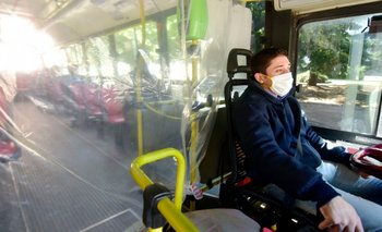Cómo será viajar en colectivo a partir de ahora  | Transporte público