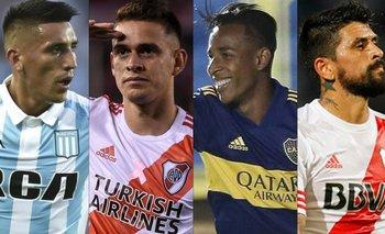 Los futbolistas de Argentina que fueron denunciados | Fútbol argentino