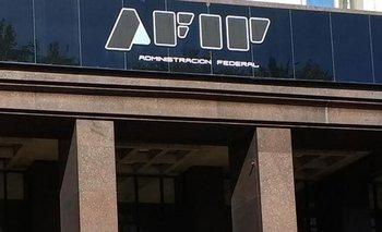 AFIP abrió la inscripción a la moratoria impositiva  | Crisis económica