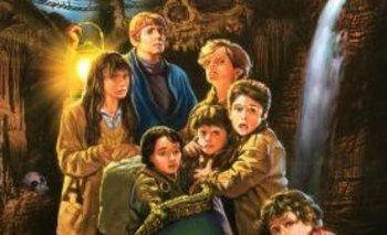 El elenco de Los Goonies se reunió después de 35 años | Cine
