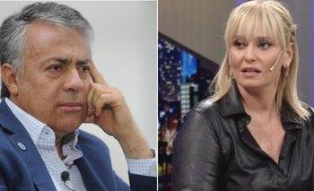 Manguel dejó mal parado a Cornejo en vivo  | Presos