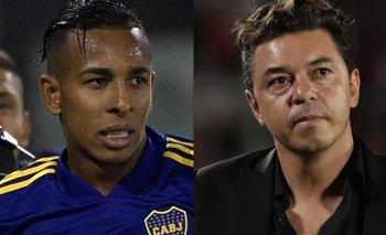River le pidió a Quintero que desaloje a Villa | Boca juniors
