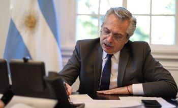 Alberto Fernández habló con Merkel: de qué hablaron | Coronavirus