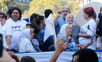 La lucha de las Madres cumple 43 años: los homenajes    Derechos humanos