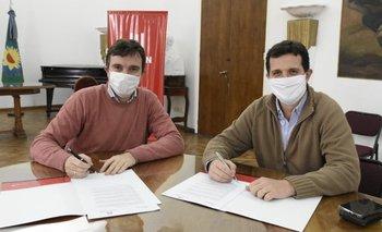 Al revés que la CGT, municipio K subió salarios  | Morón