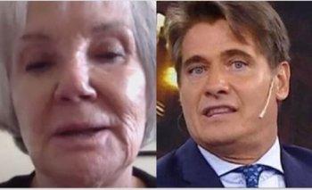 Andino se cruzó con la madre de un joven asesinado | Coronavirus en argentina