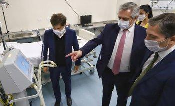 El Gobierno recuperó un hospital abandonado por Vidal   Pami