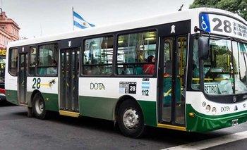 Quiénes podrán tomar transporte público | Transporte público