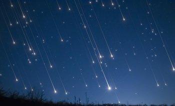 Cómo será la lluvia de estrellas fugaces del cometa Halley   Fenómenos naturales