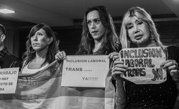 Lanzan una capacitación gratis para emplear a personas trans | Derechos laborales