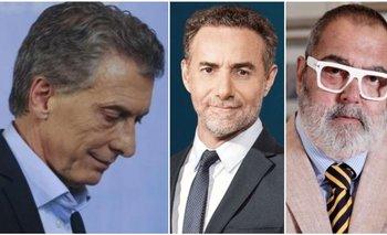 Magnetto, Lanata, Majul: las reuniones de Macri con la pata mediática del lawfare | Operación olivos