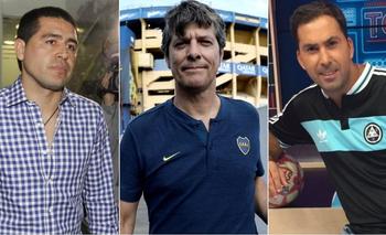Se fue Pergolini de Boca: grave acusación de Arévalo contra Riquelme | Medios
